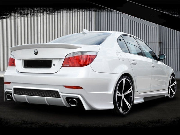 REAR BUMPER BMW 5 E60 < GENERATION V >