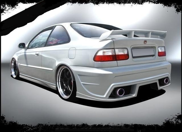 REAR BUMPER < INFERNO > CIVIC VI COUPE / SALOON