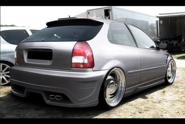 REAR BUMPER < INFERNO > HONDA CIVIC VI HB