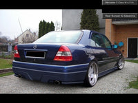 REAR BUMPER MERCEDES W202