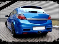 REAR BUMPER ASTRA H 3 DOOR HB < OPC LOOK >
