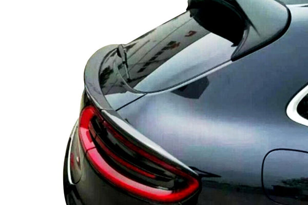 Porsche Macan Carbon Fiber Rear Middle Spoiler Wing Lip