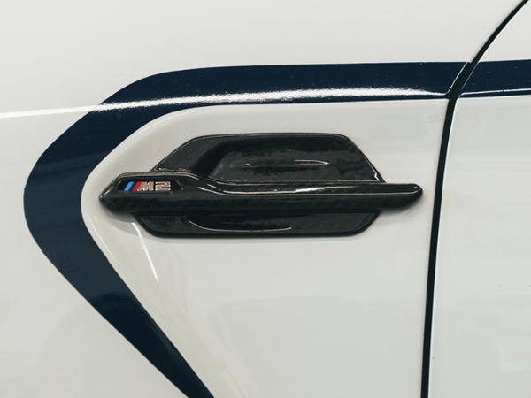 BMW M 2 F87 Carbon Fender Air Intakes Gills
