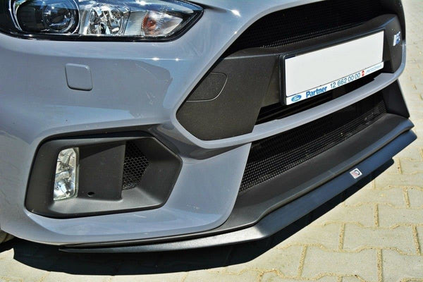 FRONT SPLITTER FORD FOCUS 3 RS v.2