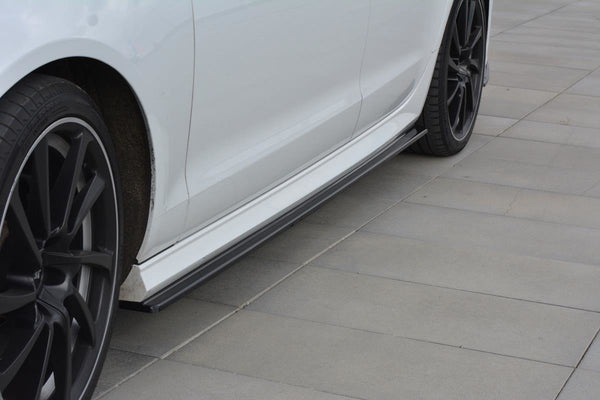 Side Skirts Diffusers Audi S6 / A6 S-Line C7 FL