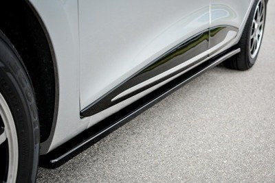 SIDE SKIRTS DIFFUSERS Renault Clio Mk4
