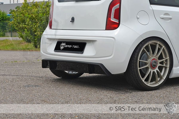 Rear diffuser GT, VW up!