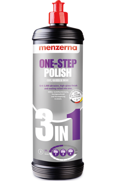 Menzerna - One-Step Polish 3-in-1 - 250ml