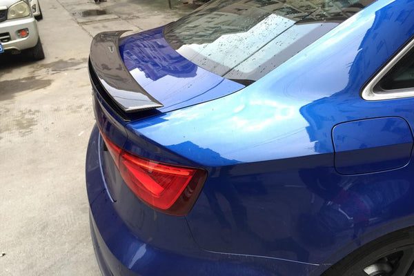 Audi A3 S3 Sedan Rear Trunk Spoiler Wing