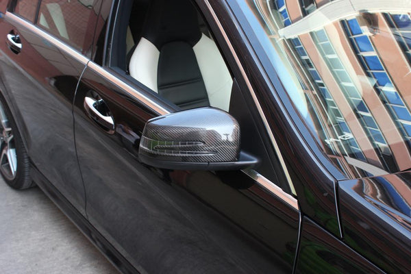 Mercedes BENZ Carbon Fiber Mirror