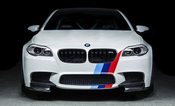Carbon fiber front splitters RKP style fit for BMW F10 M5