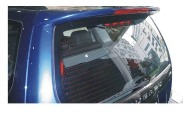 Subaru Forester spoiler with led 06-07