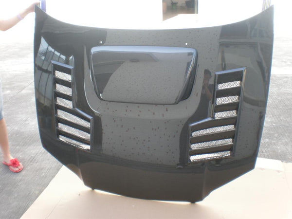 Subaru Impreza/WRX 8th -Hoods with scoop--CU GRILL Design