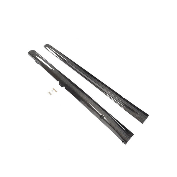 Golf 6 R20 carbon fiber side skirts fits for R20 car
