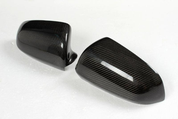 AUDI A3 CARBON FIBER MIRROR COVER