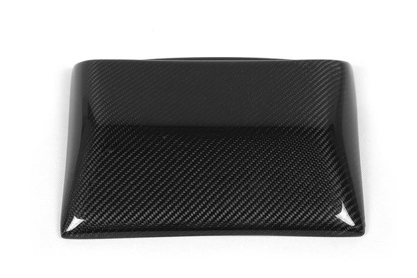 Subaru Impreza/WRX 7th generation carbon fiber roof scoop-STI