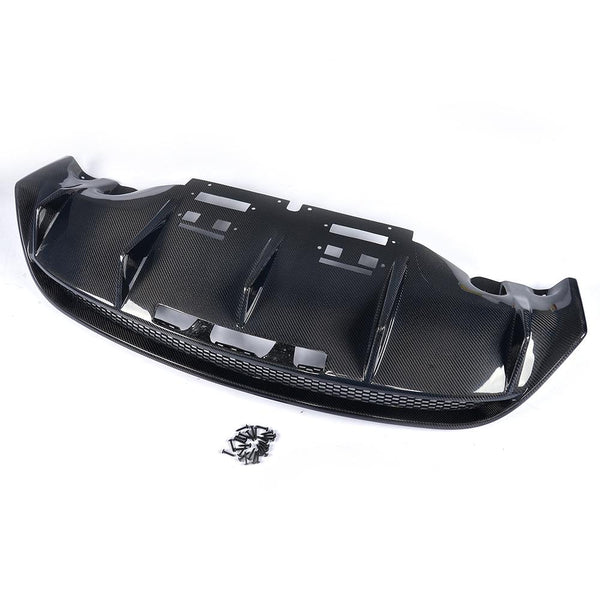 Carbon fiber Rear Diffuser for Audi R8 GT V8 V10 Coupe 2-Door 10-15