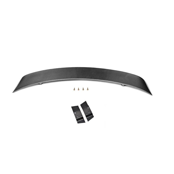 Carbon Fiber Rear Trunk Spoiler for Audi R8 GT V8 V10 08-14(Fits:R8)