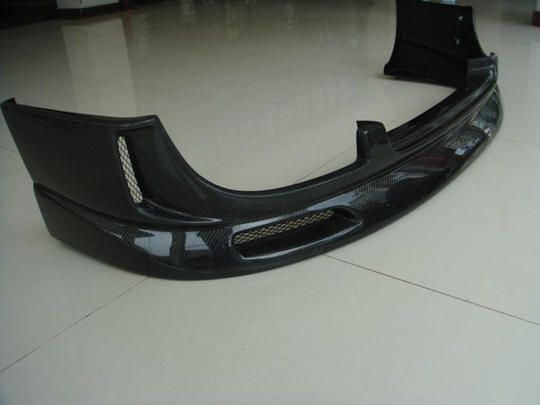 Subaru Impreza/WRX 8th generation-Front bumper lip-C-WEST Design