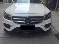 Mercedes BENZ E-CLASS Carbon Fiber Front Lip