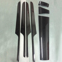 Porsche Cayenne / Macan Carbon Fiber Moulding Trims Dash Board Trims Cover