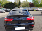 Mercedes Benz GLC-Class Carbon Fiber Window Spoiler
