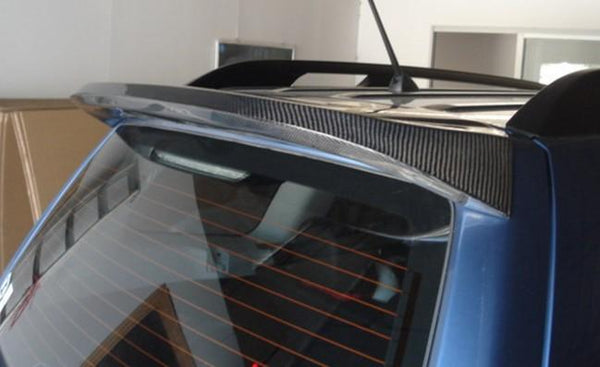 Subaru Forester carbon fiber 2008-2010 roof spoiler without lamp