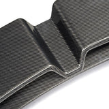 R18 Stytle heckspoiler Carbon Roof Wing for Audi A1 8X 3Dr Hatchback 10-16 (Fits:A1)