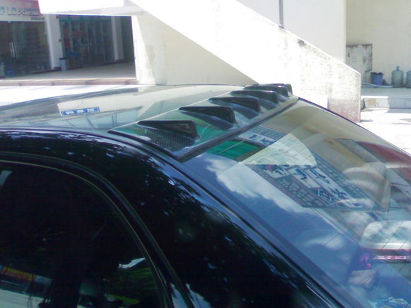 Subaru Impreza/WRX 7 8 9th generation roof spoiler(shark Tale)