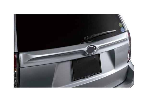 Subaru Forester 09-10 middle spoiler