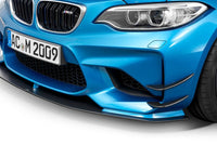 AC Schnitzer Style Carbon Front Side Wings for BMW M2 F87