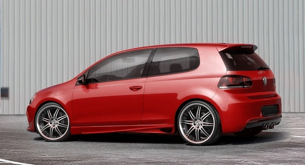 SIDE SKIRTS GOLF VI < AF >