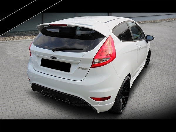 REAR BUMPER EXTENSION FORD FIESTA MK7