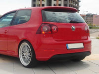 REAR VALANCE VW GOLF V R32 (WITHOUT EXHAUST HOLE, FOR STANDARD EXHAUST)