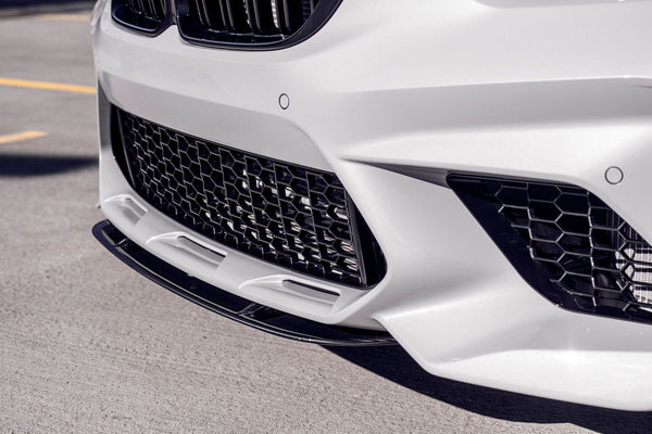 Front spoiler lip Sterckenn CRT-Type M2 Competition