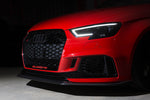 HORSCH CARBON FRONT LIP V1 AUDI RS3 8V FACELIFT