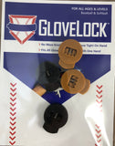 GloveLocks Keep Your Glove Laces Tight