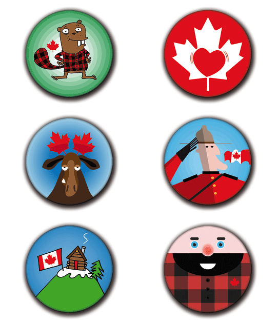 Magnets Gifts Souvenirs Canada