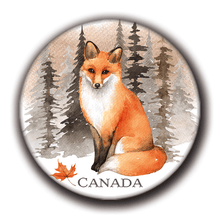 Charger l'image dans la galerie, Magnets Gifts Souvenirs Canada Animals | Aimants Canada