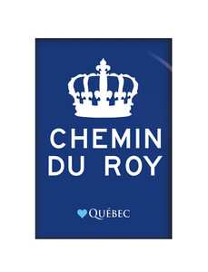 Souvenir du Québec Chemin du Roy | Aimants Magnets | Gift