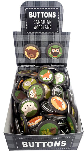 Buttons Canada souvenirs gifts