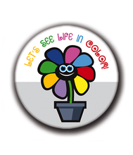 Charger l'image dans la galerie, Magnets | Flowers of happiness | Let's see life in color