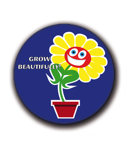 Magnets | Flowers of happiness | Grow beautifully