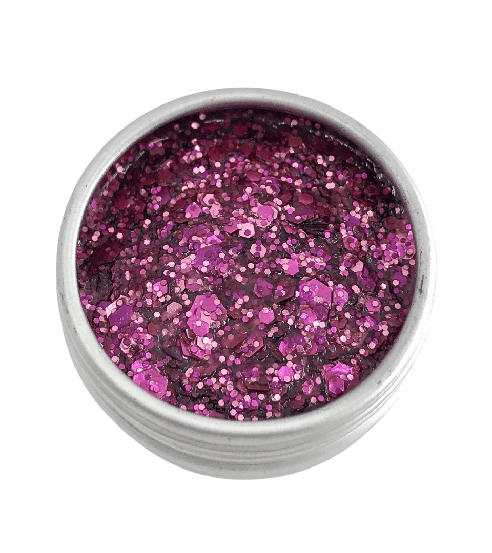 All The Pinks - Bioglitter Balm