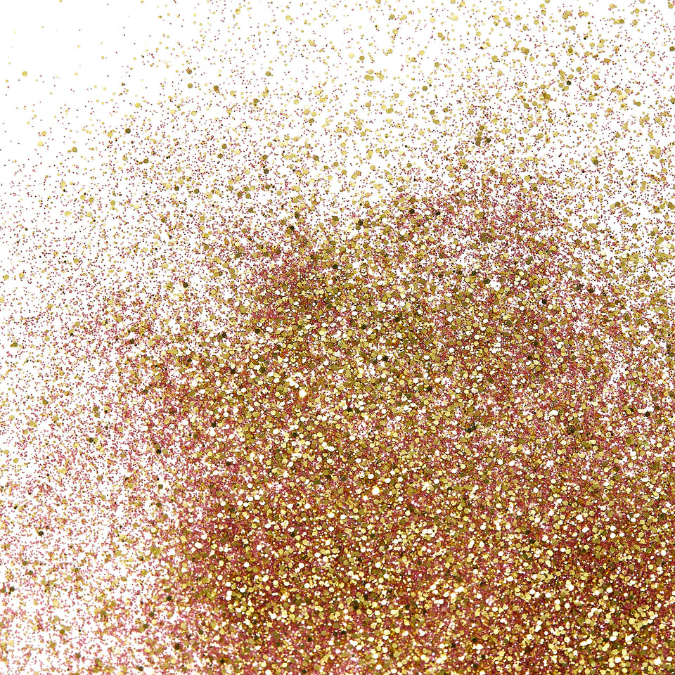 Rose Gold Shimmer Balm - Glitterazzi Biodegradable Eco-Friendly Glitter