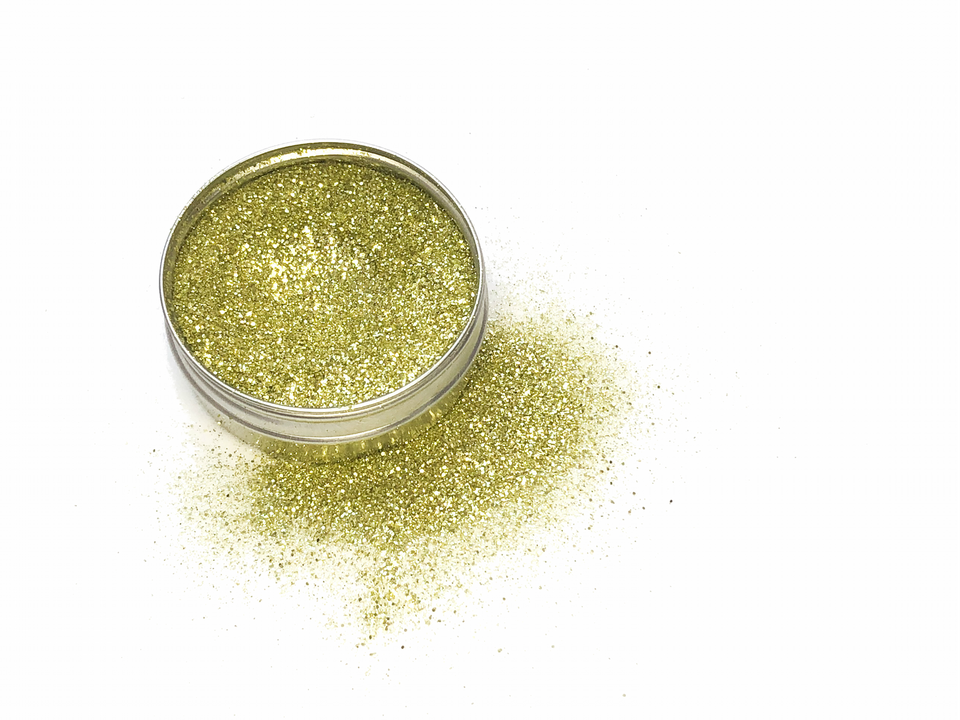 Golden Shimmer - Gold Casual Glitter - Glitterazzi Biodegradable Eco-Friendly Glitter