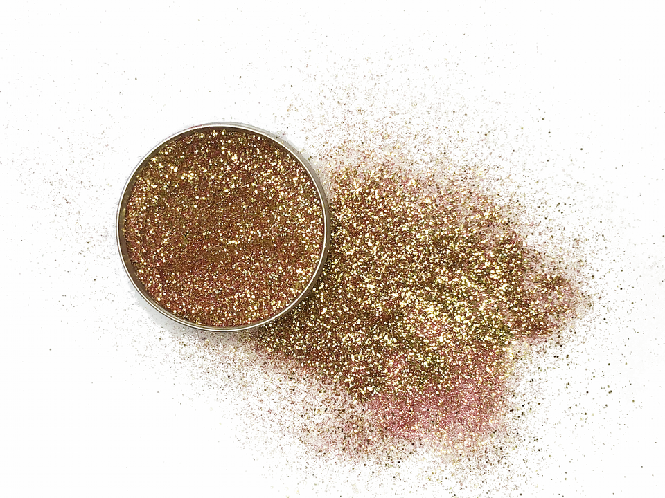 Utopia - Rose Gold Casual Glitter - Glitterazzi Biodegradable Eco-Friendly Glitter