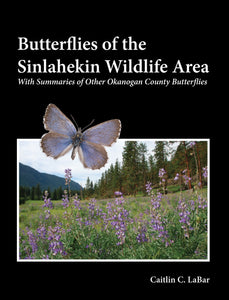 Butterflies of the Sinlahekin Wildlife Area