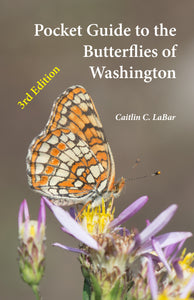 Pocket Guide to the Butterflies of Washington, 3rd ed