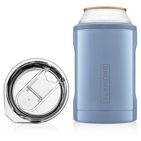 BrüMate Hopsulator Duo 2-in-1 | Denim (12oz cans/tumbler)